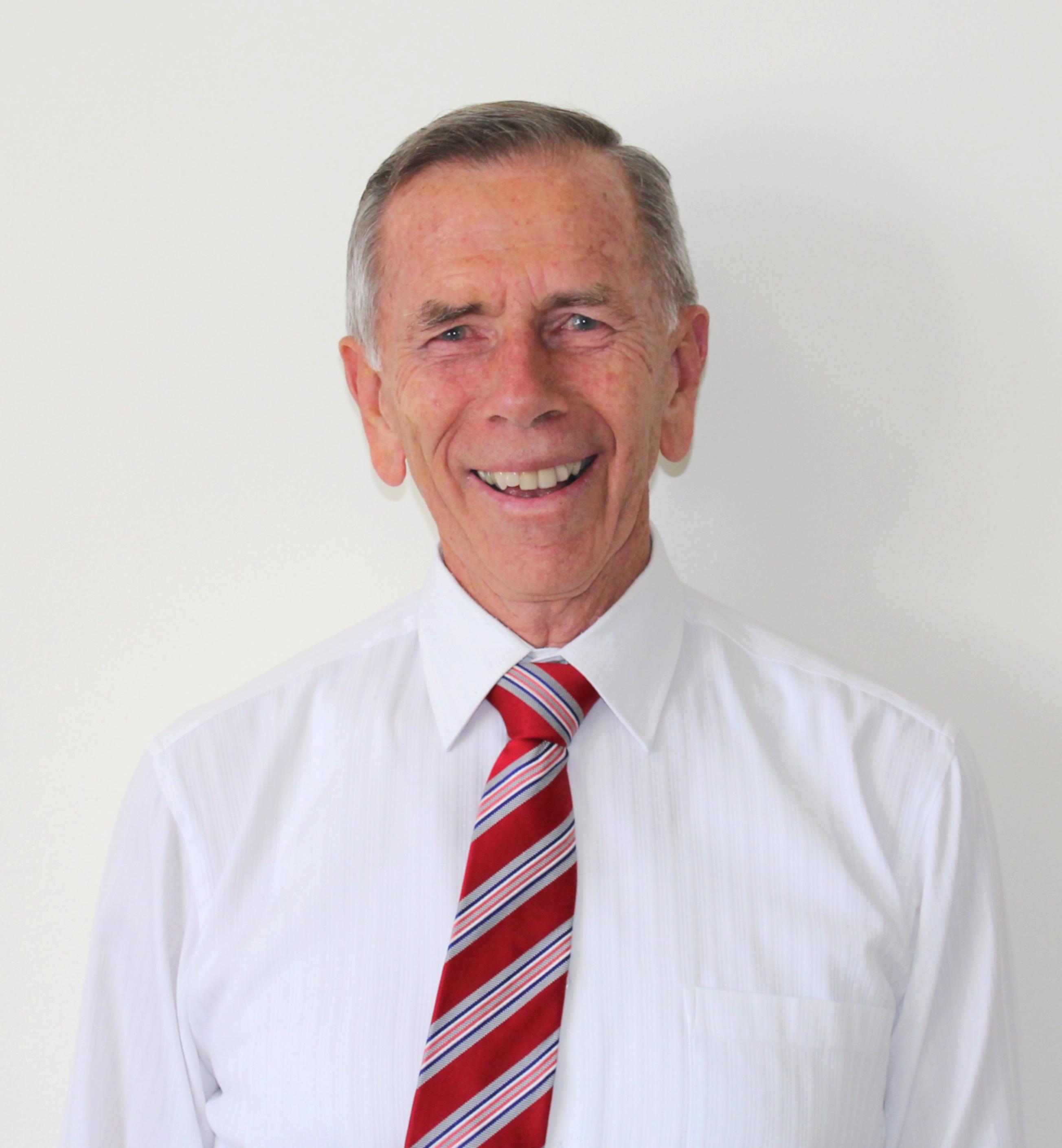 Dr Rodney Steventon